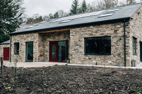 'Eco' Building Projects
