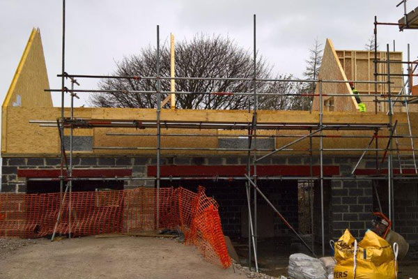 SIPS Timber Frame