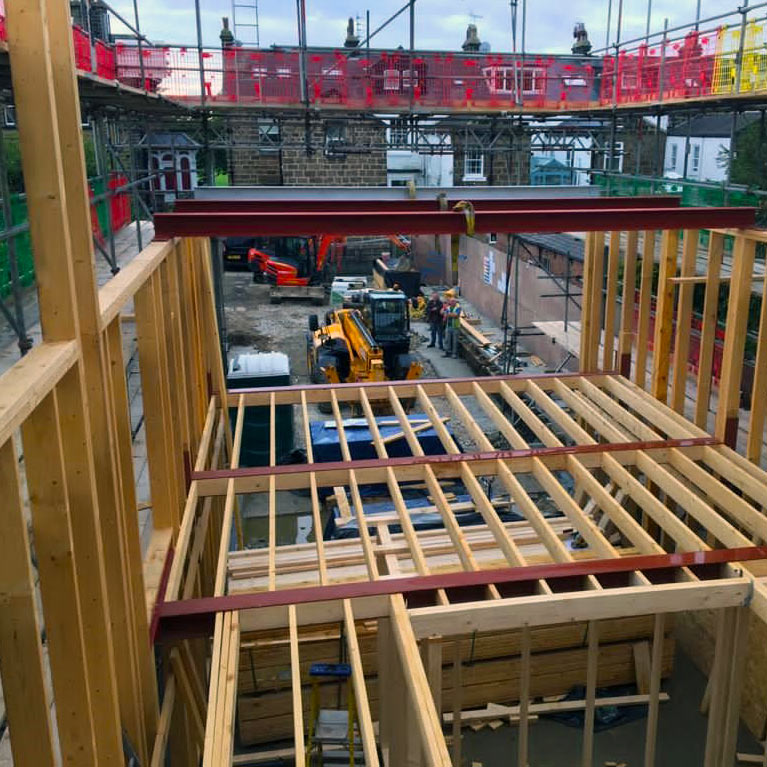 Stick System Timber Frame Builders